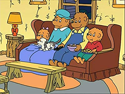 Movies dvdrip free download The Berenstain Bears the Bad Dream [320x240]