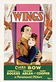 Wings (1927) Poster - Movie Forum, Cast, Reviews