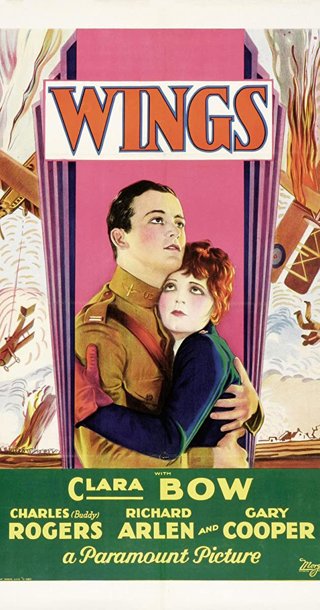 Watch Full HD Movie Wings (1927)