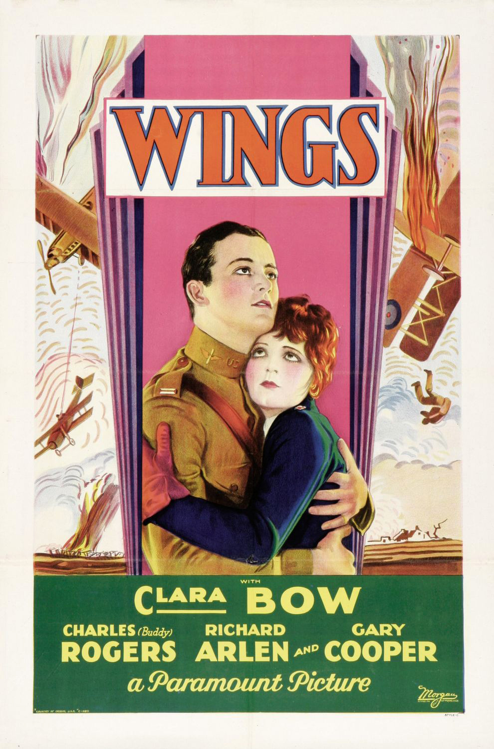Wings (1927) BluRay 720p