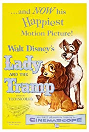 Lady and the Tramp (1955) Poster - Movie Forum, Cast, Reviews