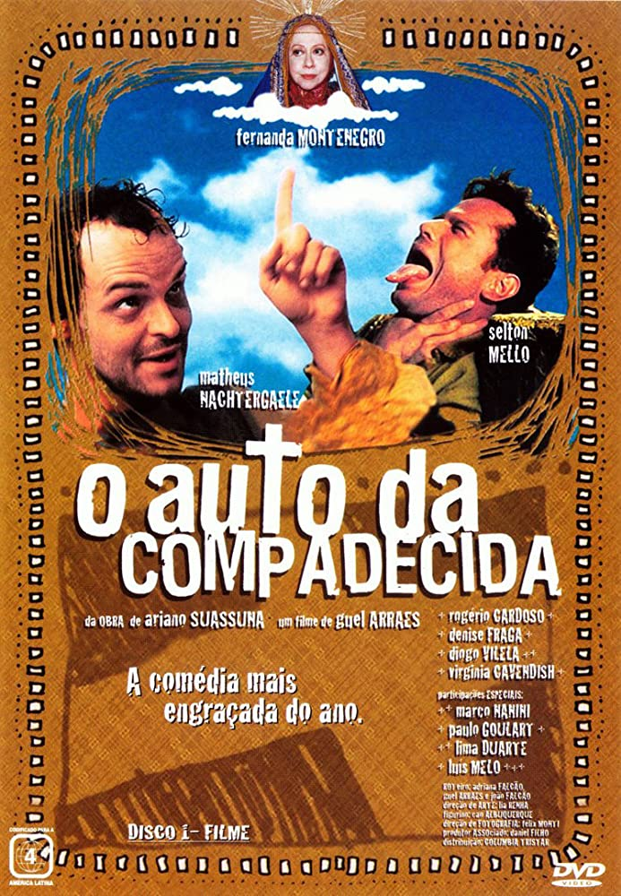 O Auto da Compadecida (2000) DVD-R Oficial Uptobox Download