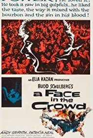 Andy Griffith and Patricia Neal in A Face in the Crowd (1957)