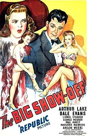 Where to stream The Big Show-Off