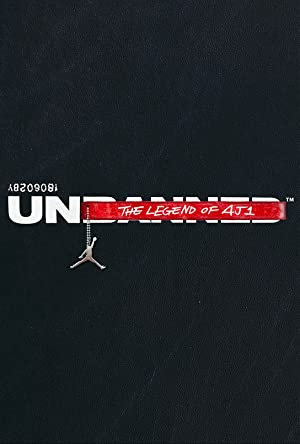 Where to stream Unbanned: The Legend of AJ1