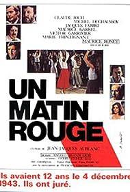 Un matin rouge (1982)