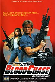 Blood Chase Poster