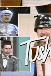 The Bill Tush Show Poster