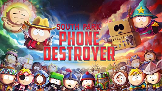 South Park: Phone Destroyer full movie hd 1080p