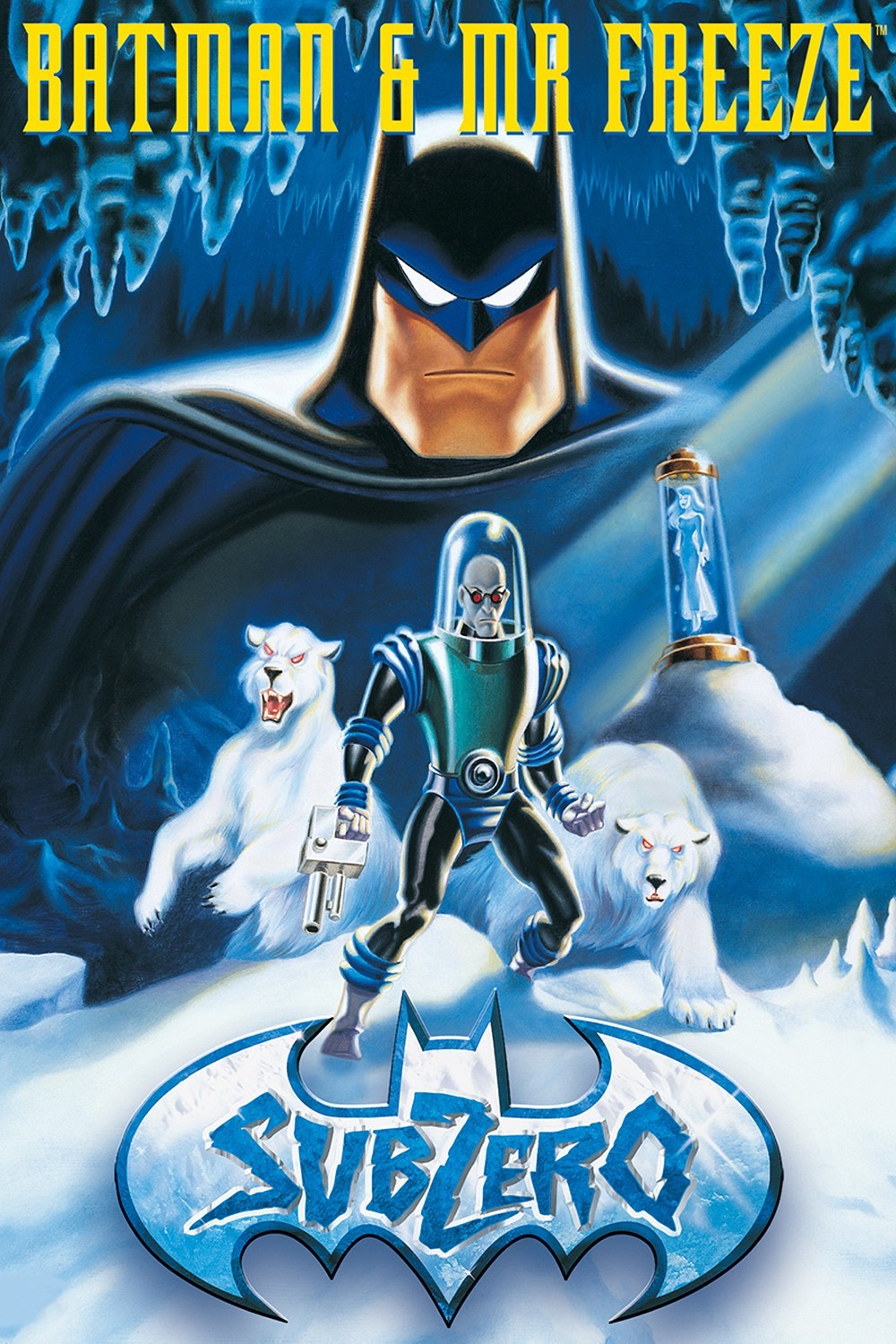 Batman and Mr.Freeze: SubZero(Video 1998)