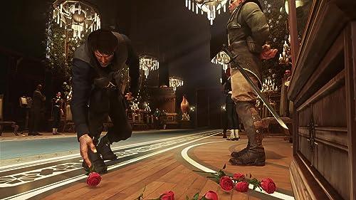 Dishonored 2: Corvo Gameplay Trailer
