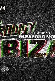 The Prodigy Feat. Sleaford Mods: Ibiza Poster