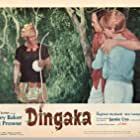 Stanley Baker and Juliet Prowse in Dingaka (1964)