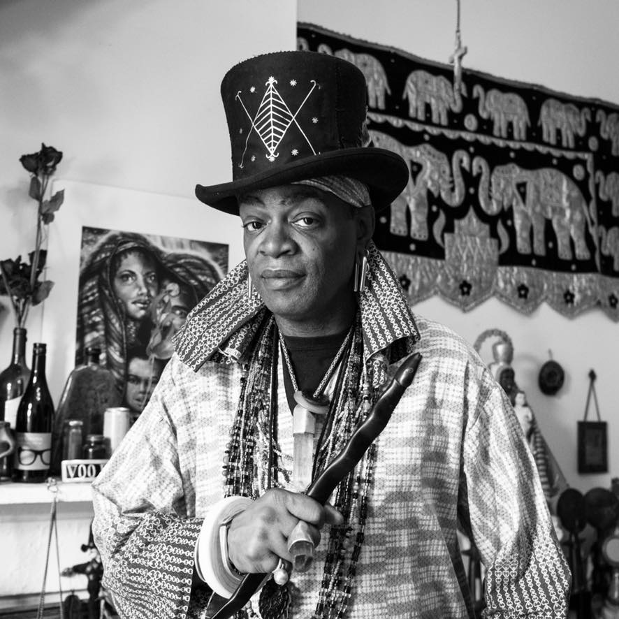 Voodoo Chief The Divine Prince Ty Emmecca