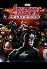Marvel: Avengers Alliance Poster