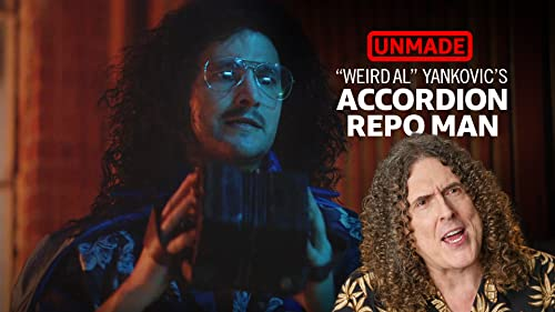 """Weird Al"" Yankovic's 'Accordion Repo Man'"