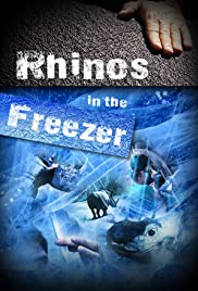 Rhinos in the Freezer Poster