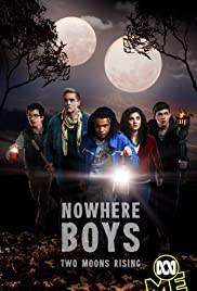 Two Moons Rising: The New Boy Poster