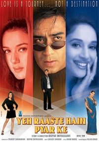 Yeh Raaste Hain Pyaar Ke 2001 Hindi Movie AMZN WebRip 400mb 480p 1.3GB 720p 4GB 11GB 1080p