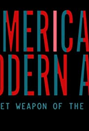 American Modern Art: The Secret Weapon of the Cold War Poster
