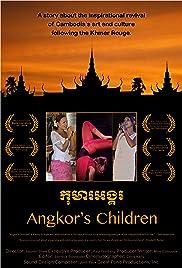 Angkor's Children Poster