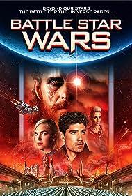 Canyon Prince, Luke Fattorusso, Aimee Stolte, and Alyson Gorske in Battle Star Wars (2020)