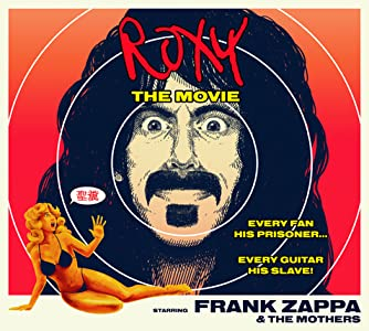 HD movies hollywood free download Roxy the Movie by Frank Zappa [XviD]