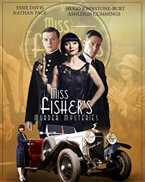 Where to stream Miss Fisher's Murder Mysteries