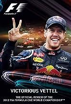 Victorious Vettel