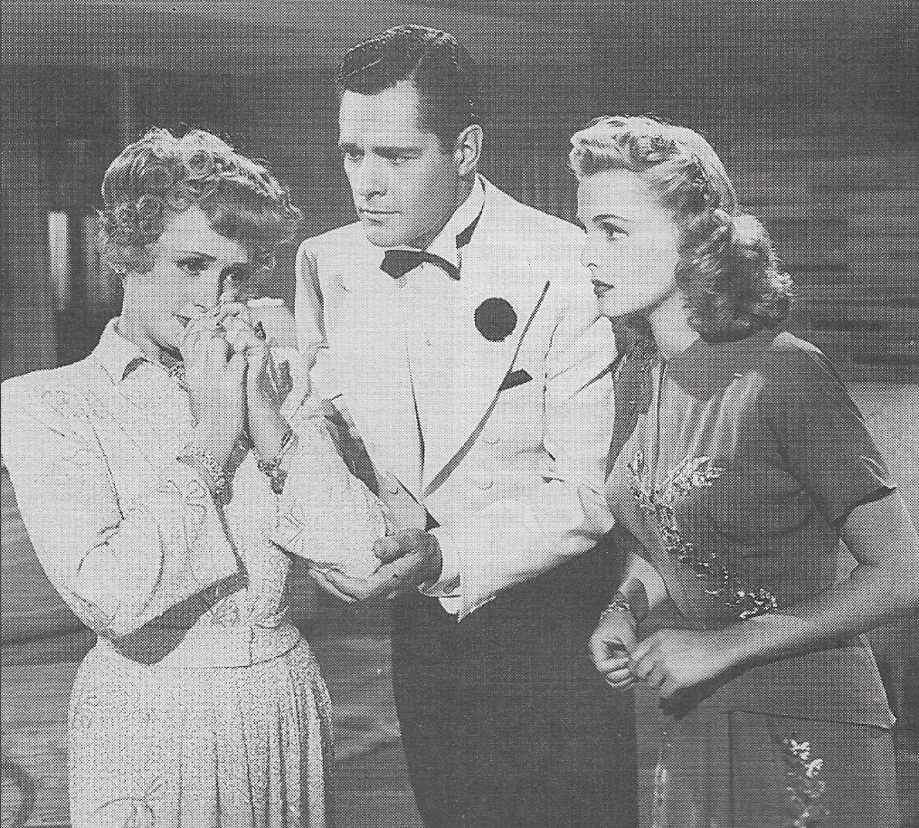 Billie Burke, Elyse Knox, and Donald Woods in So's Your Uncle (1943)