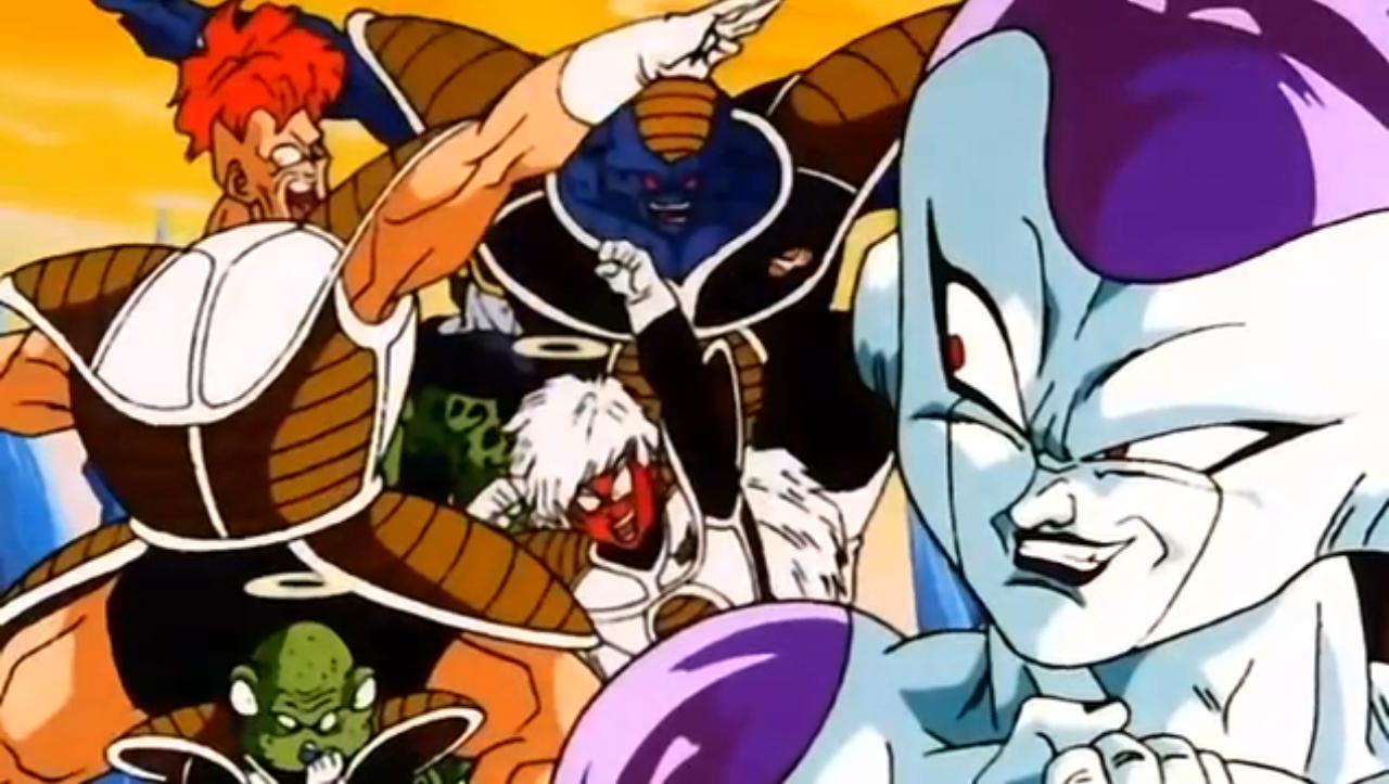 """Dragon Ball Z"""" Warriors of the Dead (TV Episode 2001) -  dragon ball z filler list"""