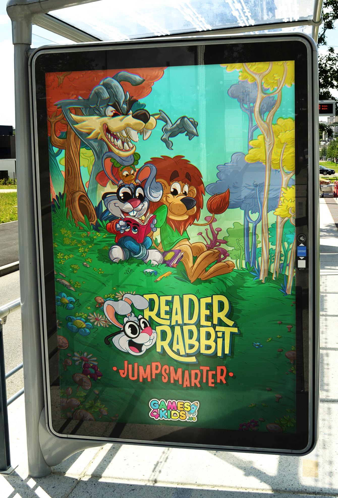 Reader Rabbit: Jumpsmarter (Video Game 2018) - IMDb