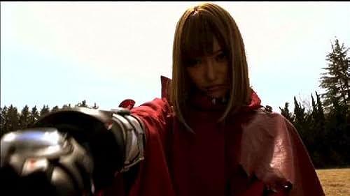 Trailer for Iron Girl