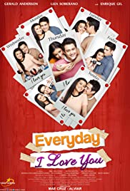 Everyday I Love You (2015) 720p