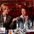 Sandrine Kiberlain and Sylvie Testud in Filles uniques (2003)