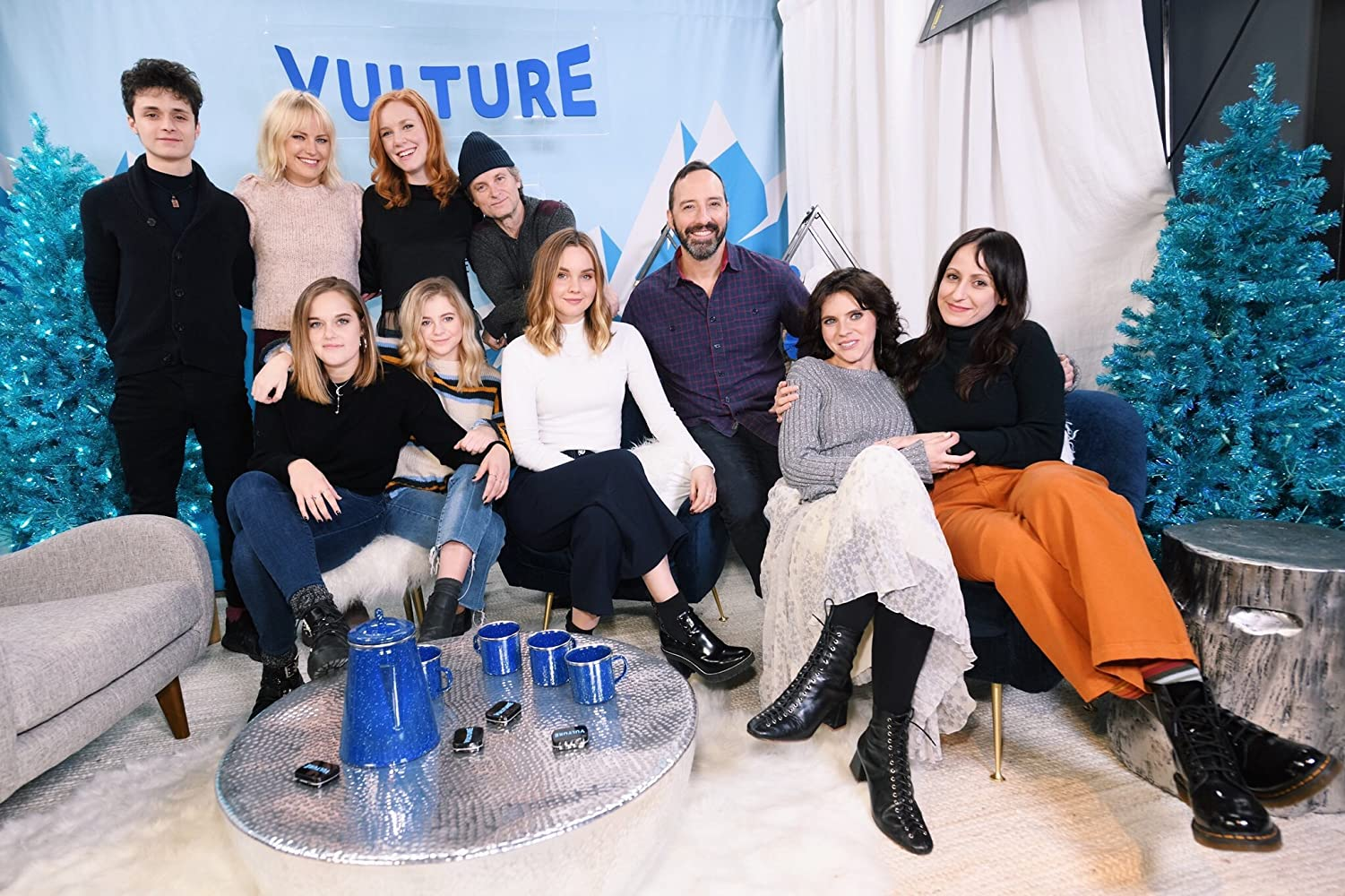 The Vulture Spot at Sundance- DAY 1