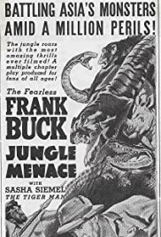 Jungle Menace Poster