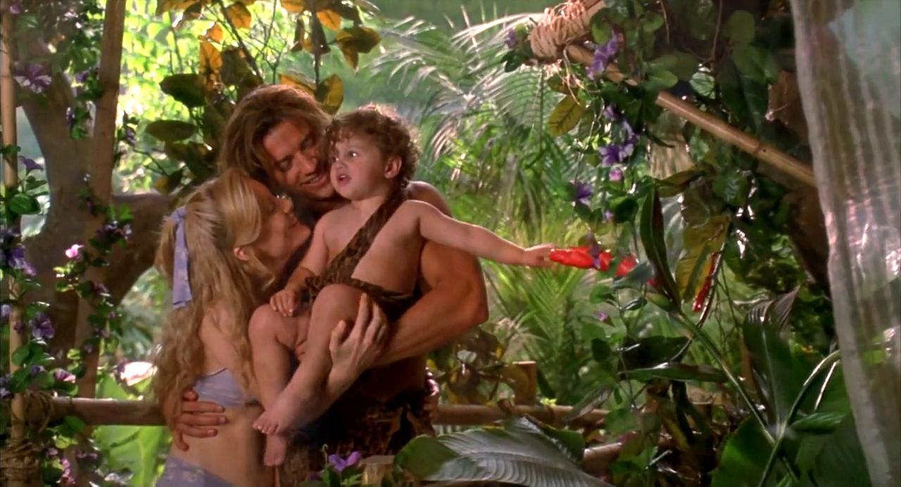 george of the jungle (1997) George of the Jungle DVD