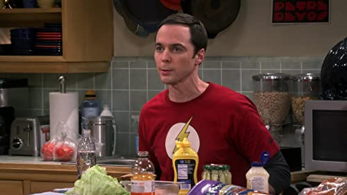 The Big Bang Theory: The Bachelor Party Corrosion