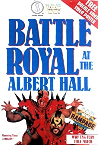 Primary photo for WWF Battle Royal at the Albert Hall