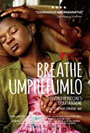 Breathe Umphefumlo Poster