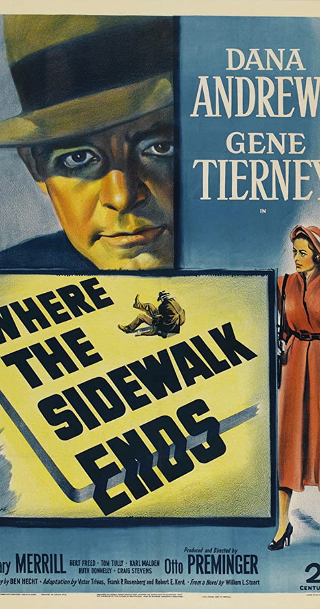 Subtitle of Where the Sidewalk Ends