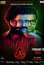 A (Ad Infinitum) (2021) HDRip Telugu Movie Watch Online Free