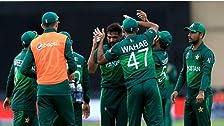 Sexto partido: Inglaterra v Pakistán