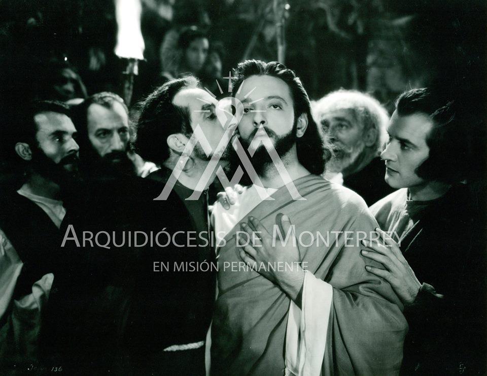 José Cibrián, Rafael Medina, José Pidal, and Francisco Reiguera in Jesús de Nazareth (1942)