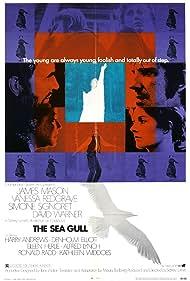 James Mason, Vanessa Redgrave, David Warner, and Simone Signoret in The Sea Gull (1968)