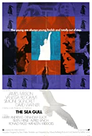 The Sea Gull (1968) Poster - Movie Forum, Cast, Reviews