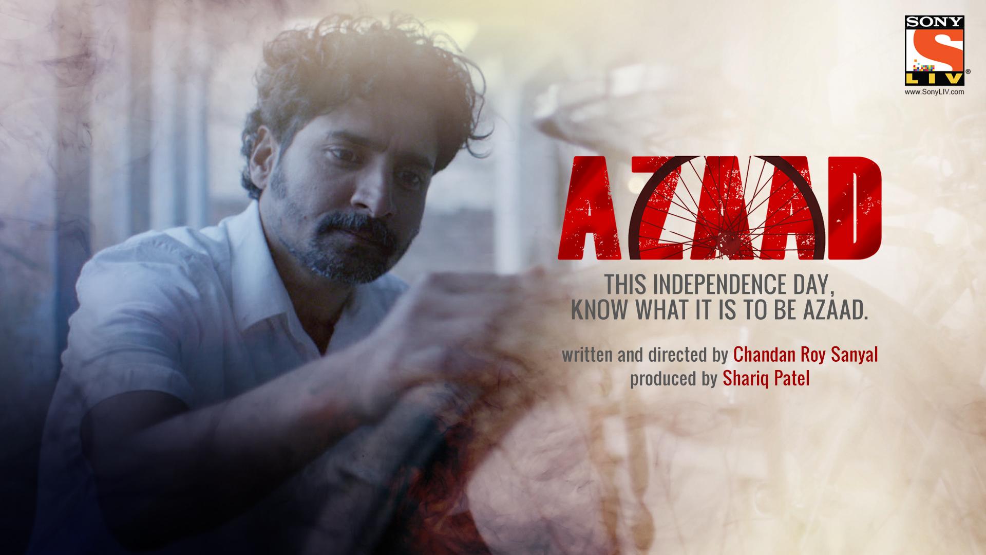 Chandan Roy Sanyal in Azaad (2016)