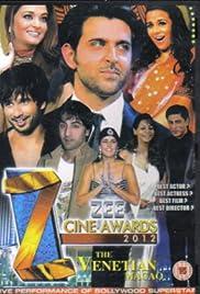 Zee Cine Awards 2012 Poster