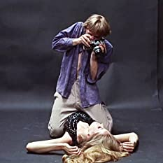 David Hemmings and Veruschka von Lehndorff in Blow-Up (1966)